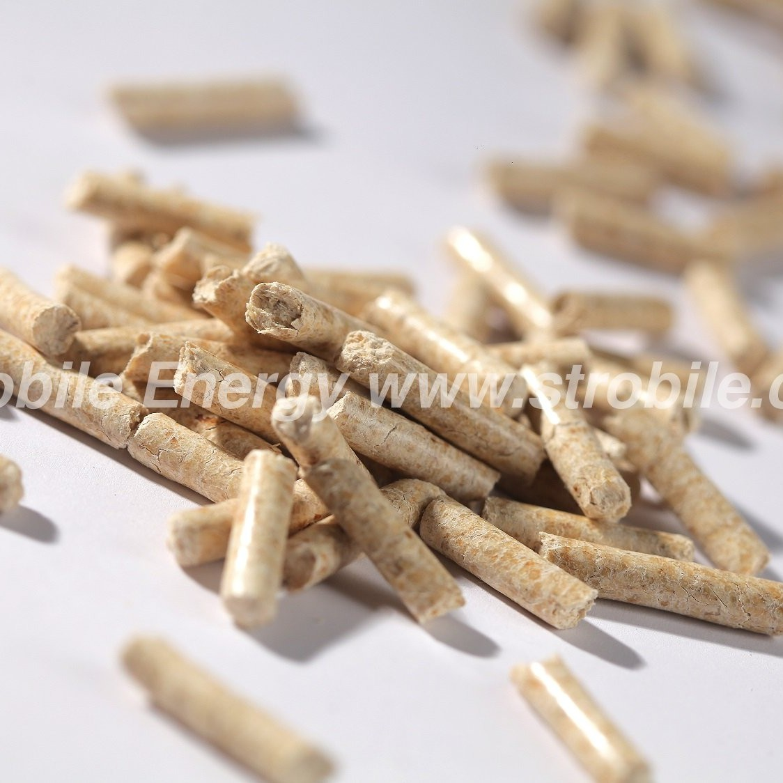 Drevene pelety Virgin Wood Pellets Foto 4