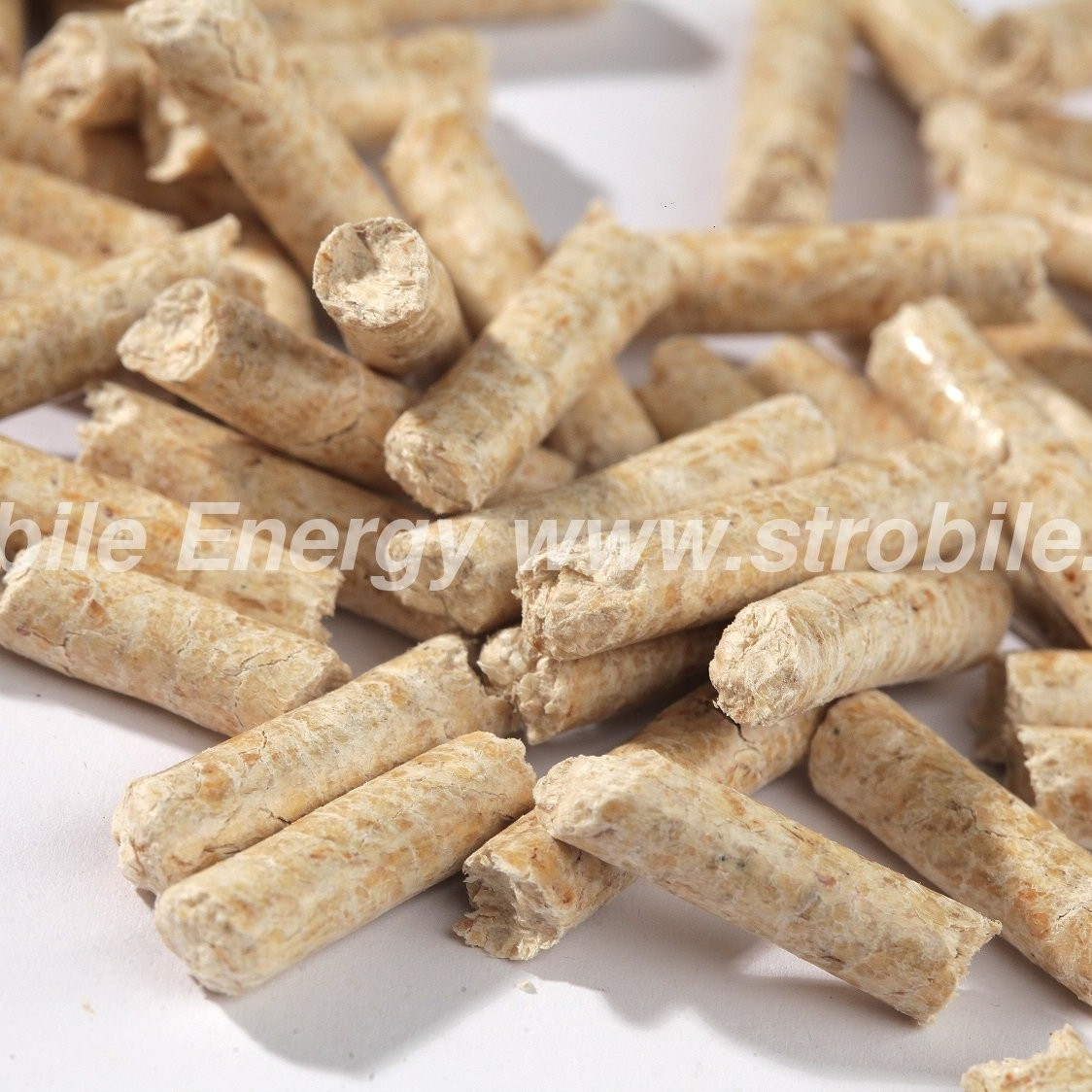 Drevene pelety Virgin Wood Pellets Foto 3