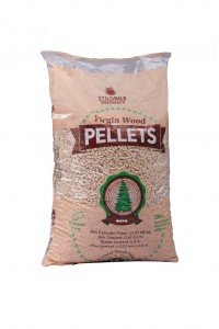 Drevene pelety Virgin Wood Pellets Foto 2